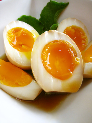Easy Marinated Eggs, Great For Ramen