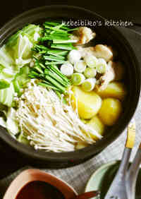 Dakhanmari (Korean-Style Broth Hot Pot)