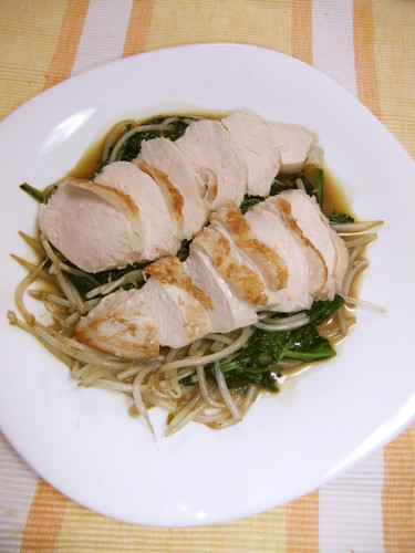 Juicy and Tender Chicken Breast Sauté