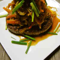 A Chef's Recipe for Korean Style Bulgogi Tofu Hamburgers