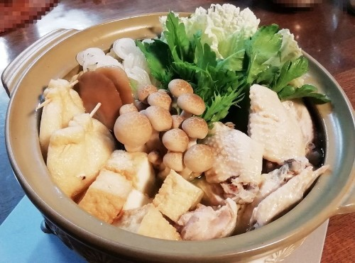 Chicken Mizutaki (Hotpot) With A Pressure Cooker