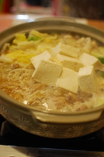Packed with Sesame Flavor! Easy and Delicious Salt-Chicken Chanko (Sumo Wrestler's Hot Pot)