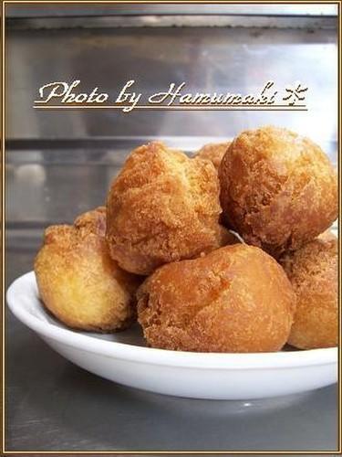 Pancake Mix Fried Doughnuts