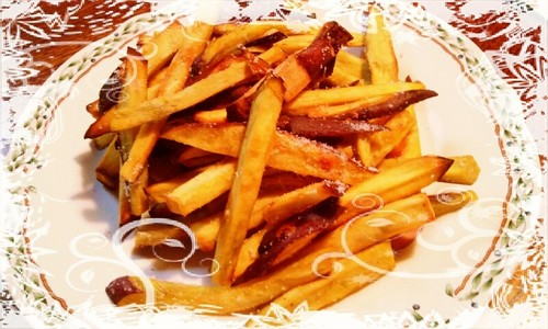 No-Fry Candied Sweet Potatoes
