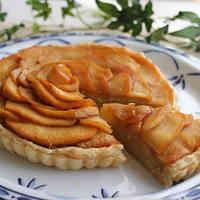 Caramelized Apple and Sweet Potato Pie