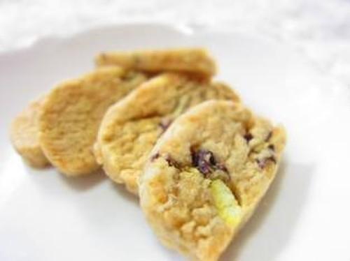 Macrobiotic Sweet Potato Cookies