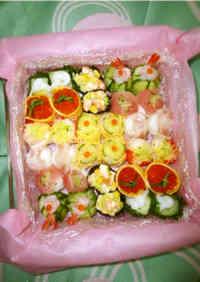 Temari Sushi (Bite-sized Sushi Balls)