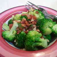 Broccoli and Garlic Stir Fry
