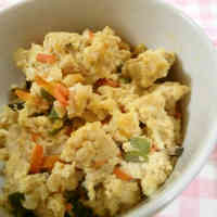 Our Family's Fluffy Iri-Dofu Scrambled Tofu
