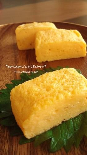 Soft Tamagoyaki for Bento