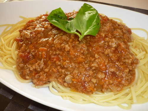 My family's Bolognese Sauce