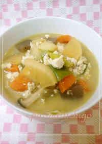 Rustic Kenchin Soup