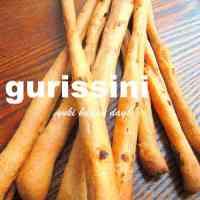 Crisp & Crunchy Grissini