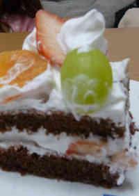 Egg-Free Fluffy Sponge Cake
