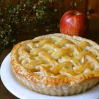 Simple Apple Pie With Frozen Pie Crust