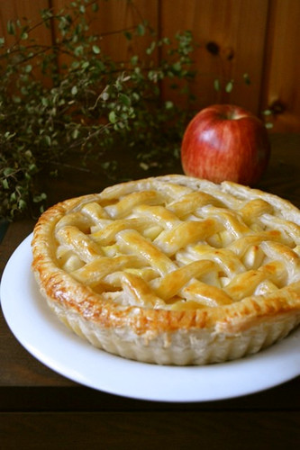 Simple Apple Pie With Frozen Pie Crust