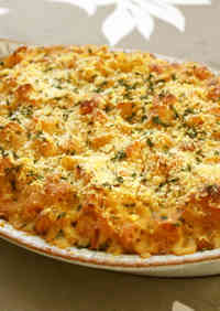 Rich American Macaroni and Cheese