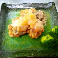 Vinegar-Simmered Chicken Drumettes