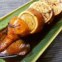 Self-braising Scrumptious Rice Stuffed Squid