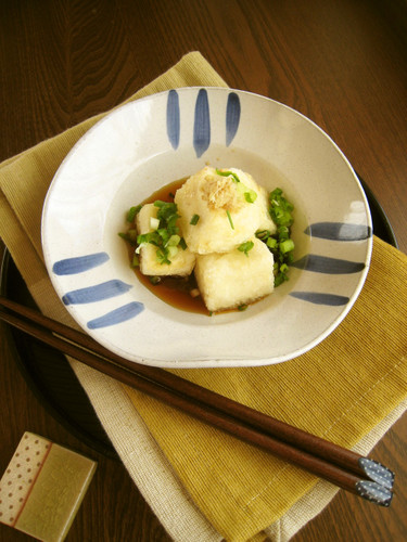 Agedashi Tofu (Fried Tofu)
