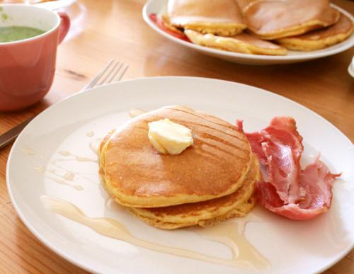 Homemade Pancake Batter Mix