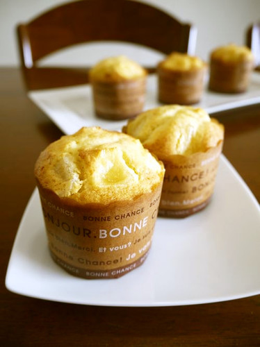 Apple Muffins with Pancake Mix♪