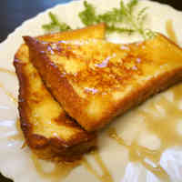 Fragrant Amazake French Toast