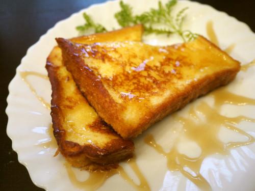 Fragrant Amazake French Toast