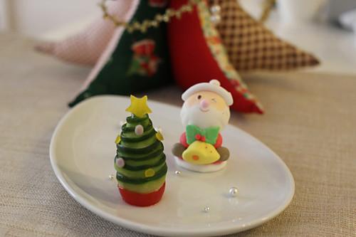 Christmas Potato Christmas Tree