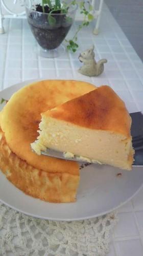 Dieter Friendly Cottage Cheesecake