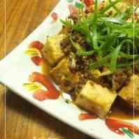 Easy! Healthy! Sukiyaki-style Ground Meat and Tofu
