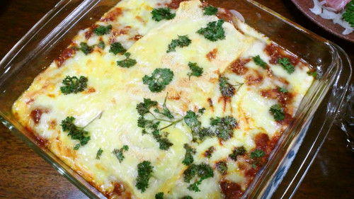 Simple Lasagna Made From Scratch