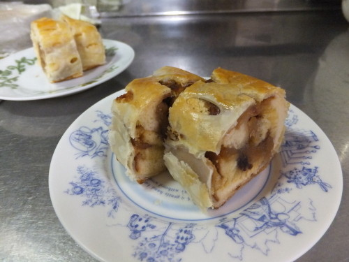 Apple Pie Roll