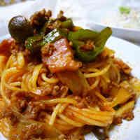 Easy Napolitan Spaghetti