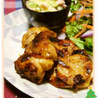 Christmas Tandoori Chicken in a Pan