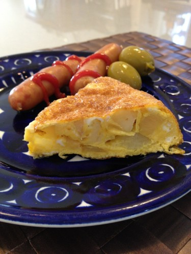 Spanish Omelet Recipe I Learned From a Spaniard