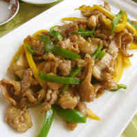 'Chinjao Rosu' with Pork