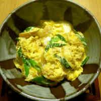 Easy Egg Rice Bowl