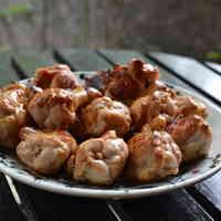 Chicken Drums in Garlic Soy Sauce