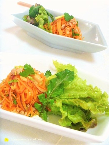 Thai-Style Carrot Salad