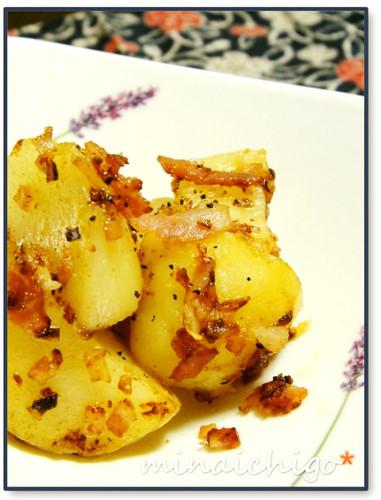 Warm and Cozy German Potatoes