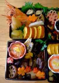 Make on December 31 - Macrobiotic Osechi (New Years Feast Food): Simmered Konnyaku