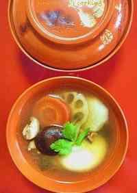 Our Family's Zouni - Regional Recipe from Yame, Fukuoka
