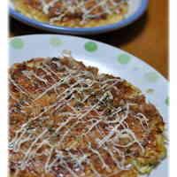 Okonomiyaki - Kansai-style