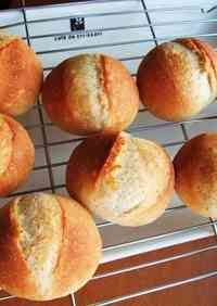 Introduction to Hard Bread - Small French Rolls