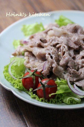 Fast-Cooking Thin Pork Slices with Parmesan Cheese
