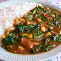 Popeye Curry: Easy and Delicious!