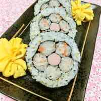 Flower Maki Rolls