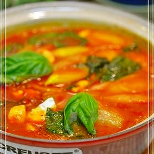 Leek Hot Pot Recipe — Dishmaps