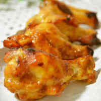 Tandoori-style Grilled Chicken Wings
